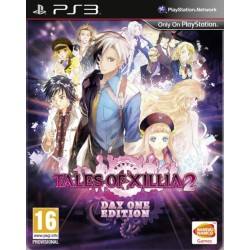 TALES OF XILLIA 2 DAY ONE EDITION