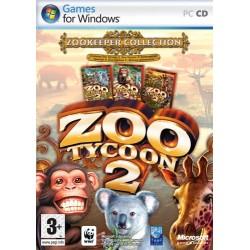 ZOO TYCOON 2 : ZOOKEEPER...