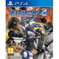 EARTH DEFENSE FORCE 4.1 :...