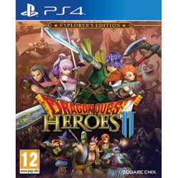 DRAGON QUEST HEROES II...