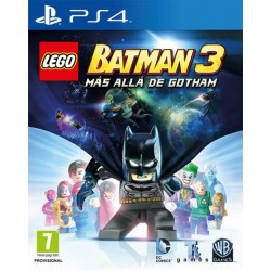 LEGO BATMAN 3 MÁS ALLÁ DE...