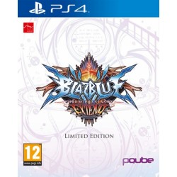 BLAZBLUE CHRONO PHANTASMA EXTEND EDICIÓN LIMITADA