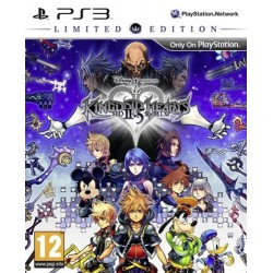 KINGDOM HEARTS HD 2.5 REMIX...
