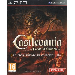 CASTLEVANIA LORDS OF SHADOW...
