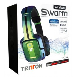 AURICULAR TRITTON SWARM - VERDE METALIZADO (PS4 - BLUETOOTH)