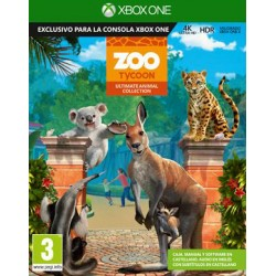 ZOO TYCOON : ULTIMATE...