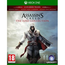 ASSASSINS CREED : THE EZIO COLLECTION