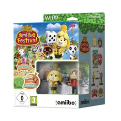 ANIMAL CROSSING : AMIIBO FESTIVAL + AMIIBOS