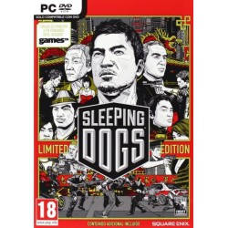 SLEEPING DOGS LIMITED ED. PC