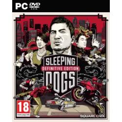 SLEEPING DOGS : DEFINITIVE EDITION LIMITADA