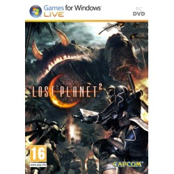 LOST PLANET 2 PC EDITION