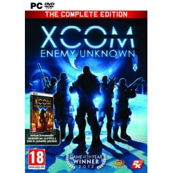 XCOM THE COMPLETE EDITION