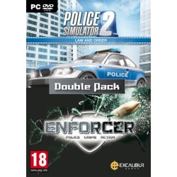 POLICE SIMULATOR 2 + ENFORCER PC