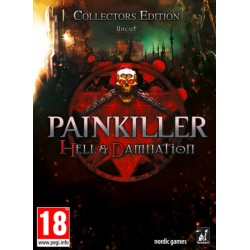 PAINTKILLER HELL  DAMNATION...