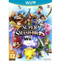 SUPER SMASH BROS for WIIU