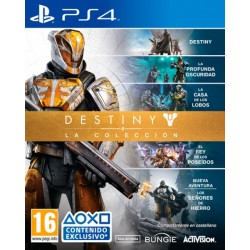DESTINY : THE COMPLETE...