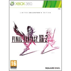 FINAL FANTASY XIII-2 LIMITED COLLECTORS EDITION