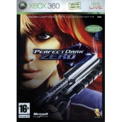 PERFECT DARK ZERO EDICION...