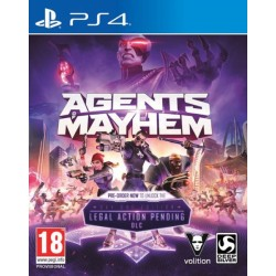 AGENTS OF MAYHEM EDICION DAY ONE