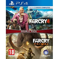 PACK FAR CRY 4 + FAR CRY...