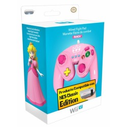 MANDO FIGHT PAD CON CABLE PEACH