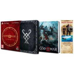GOD OF WAR EDICION LIMITADA