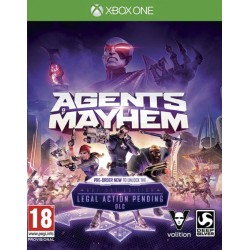 AGENTS OF MAYHEM EDICION...