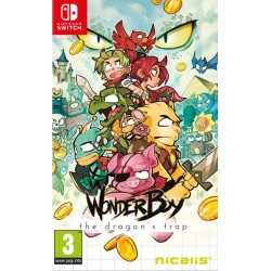 WONDER BOY : THE DRAGONS
