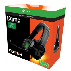 AURICULAR TRITTON KAMA STEREO 3.5MM NEGRO