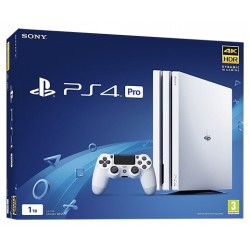 CONSOLA PLAYSTATION 4 PRO 1TB COLOR BLANCO