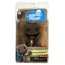 FIGURA SACKBOY HAPPY...