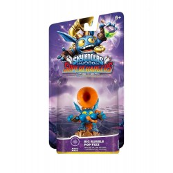 FIGURA SKYLANDERS SUPERCHARGERS BIG BUBBLE POP FIZZ