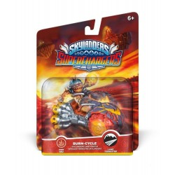 FIGURA SKYLANDERS SUPERCHARGERS BURN-CYCLE