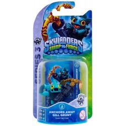 FIGURA SKYLANDERS SWAP-FORCE ANCHORS AWAY GILL GRUNT