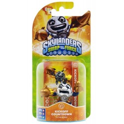 FIGURA SKYLANDERS SWAP-FORCE KICKOFF COUNTDOWN