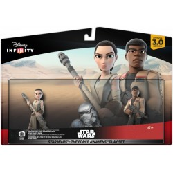 DISNEY INFINITY 3.0 STAR WARS PLAY SET EP. VII