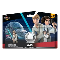 DISNEY INFINITY 3.0 STAR WARS PLAY SET EP. IV-VI