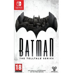 BATMAN THE TELLTATE SERIES