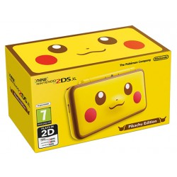 NEW NINTENDO 2DS XL PIKACHU...
