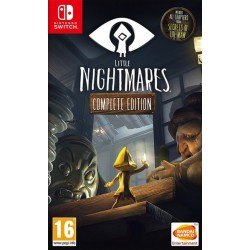 LITTLE NIGHTMARES : EDICION COMPLETA