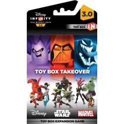 DISNEY INFINITY 3.0 TOY BOX...