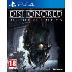 DISHONORED : DEFINITIVE...