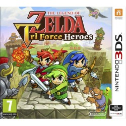 THE LEGEND OF ZELDA : TRI...