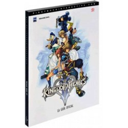 GUIA KINGDOM HEARTS II