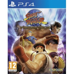 STREET FIGHTER 30TH...