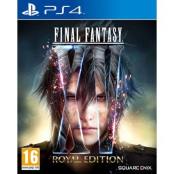 FINAL FANTASY XV EDICION ROYAL