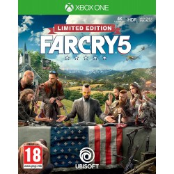FAR CRY 5 LIMITED EDITION