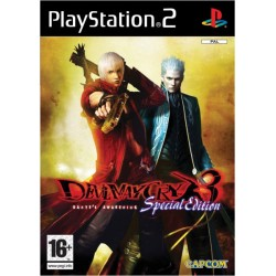 DEVIL MAY CRY 3 SPECIAL EDITION DANTES AWAKENING