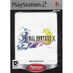 FINAL FANTASY X (platinum),...