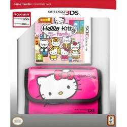 HELLO KITTY : HAPPY HAPPY FAMILY